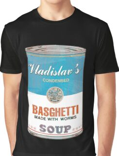Vladislav's Basghetti, What We Do in the Shadows Graphic T-Shirt
