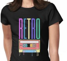 RETRO SOUND Womens Fitted T-Shirt