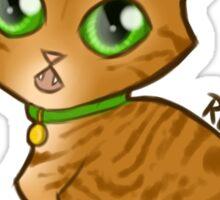 Sammy - Warrior Cats Sticker