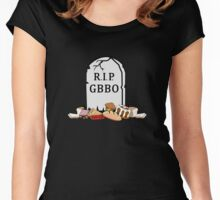 RIP GBBO Women's Fitted Scoop T-Shirt