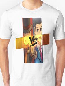 ace attorney professor layton T-Shirt