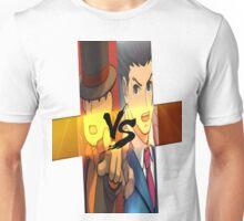ace attorney professor layton Unisex T-Shirt