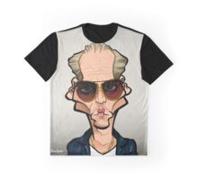 Whitey Bulger (Black Mass) Graphic T-Shirt