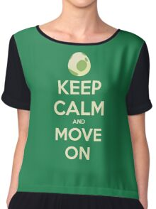 Move on! Chiffon Top