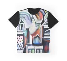 The Modern City Graphic T-Shirt