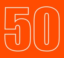 50 and counting Kids Clothes