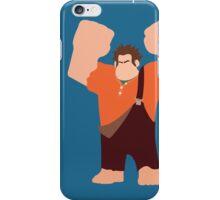 Ralph Illustration iPhone Case/Skin