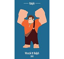 Ralph Illustration Photographic Print