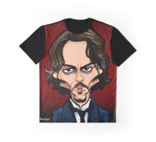 Fred Abberline (From Hell) Graphic T-Shirt