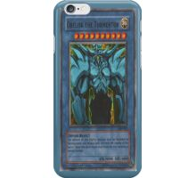 Obelisk the Tormentor Case Front Facing iPhone Case/Skin
