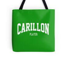 Carillon Player Tote Bag