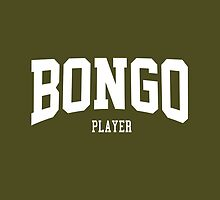 Bongo Player by ixrid