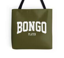 Bongo Player Tote Bag