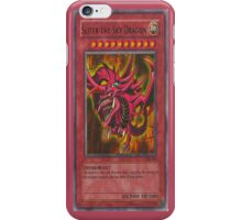 Slifer the Sky Dragon Case Front Facing iPhone Case/Skin