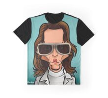 George Graphic T-Shirt