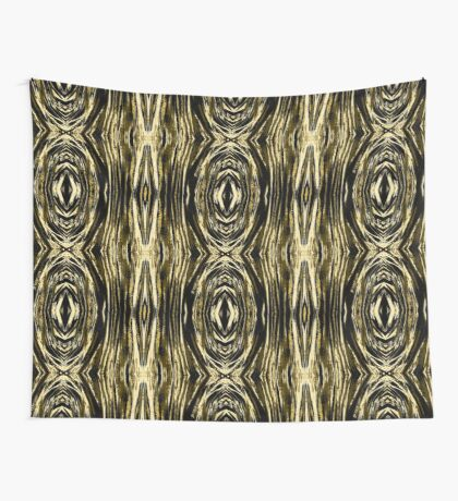 Pulsation Raw Wall Tapestry