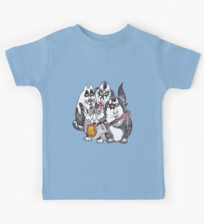 KISScats Kids Tee