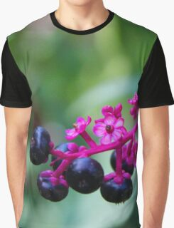 Flowers 11 Graphic T-Shirt