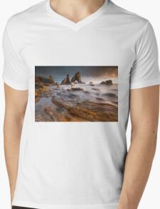 Crohy Head / Co Donegal / Ireland Mens V-Neck T-Shirt