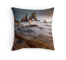 Crohy Head / Co Donegal / Ireland Throw Pillow