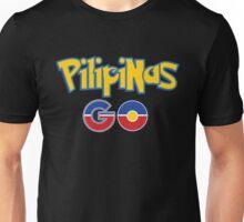Pilipinas Go Unisex T-Shirt