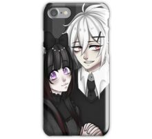 Seth & Willow iPhone Case/Skin