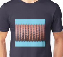 Rusty Metal Cylinder Unisex T-Shirt