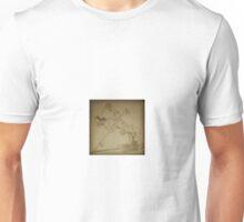 Monkey Drinks Master's Wine Unisex T-Shirt