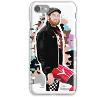 Sami Print iPhone Case/Skin