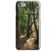 The Irish Forest / Game of Thrones location iPhone Case/Skin