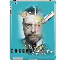 simply klee iPad Case/Skin