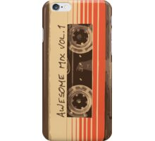 Galactic Soundtrack iPhone Case/Skin