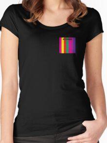 Pet Shop Boys- Introspective Women's Fitted Scoop T-Shirt