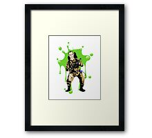 GhostBuster Bluth Framed Print