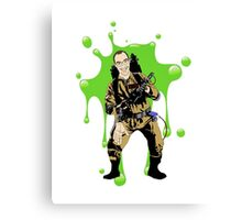 GhostBuster Bluth Canvas Print