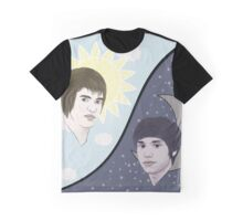Ryden: The Sun and Moon Graphic T-Shirt