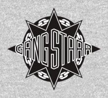 Gangstarr Logo by martdude