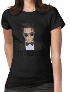 Chuck Bass - Gossip Girl Womens Fitted T-Shirt