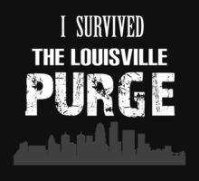 Purge Survival Souvenir Shirt by Robert Cook