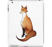 Serious Fox iPad Case/Skin