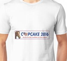 CUPCAKE the HORSE in 2016 Unisex T-Shirt