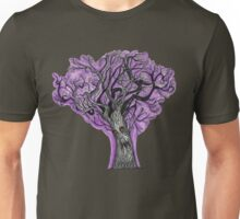 Spooky Tree Gothic Design Unisex T-Shirt