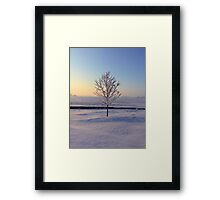 Dad's Tree Framed Print