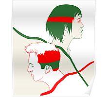 ribbons Poster