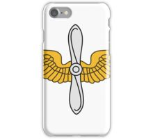 Army Wings iPhone Case/Skin