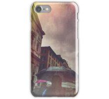 Rainy Rome iPhone Case/Skin