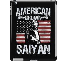 American Grown Saiyan iPad Case/Skin