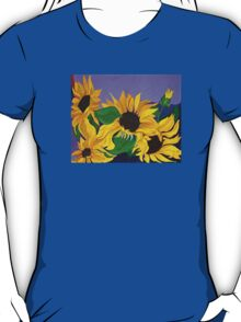 Sunflowers..Glimpses of God's Goodness T-Shirt