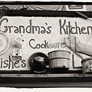 Grandma's Kitchen by virginian