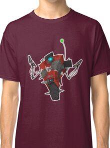 Badass Claptrap Sticker Classic T-Shirt